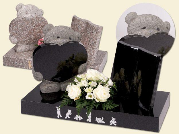 Tumbling Ted Children's memorial